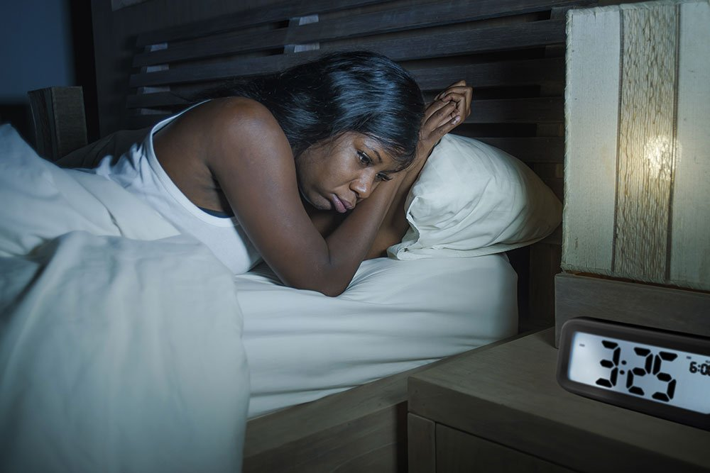 Remote hypnosis for insomnia