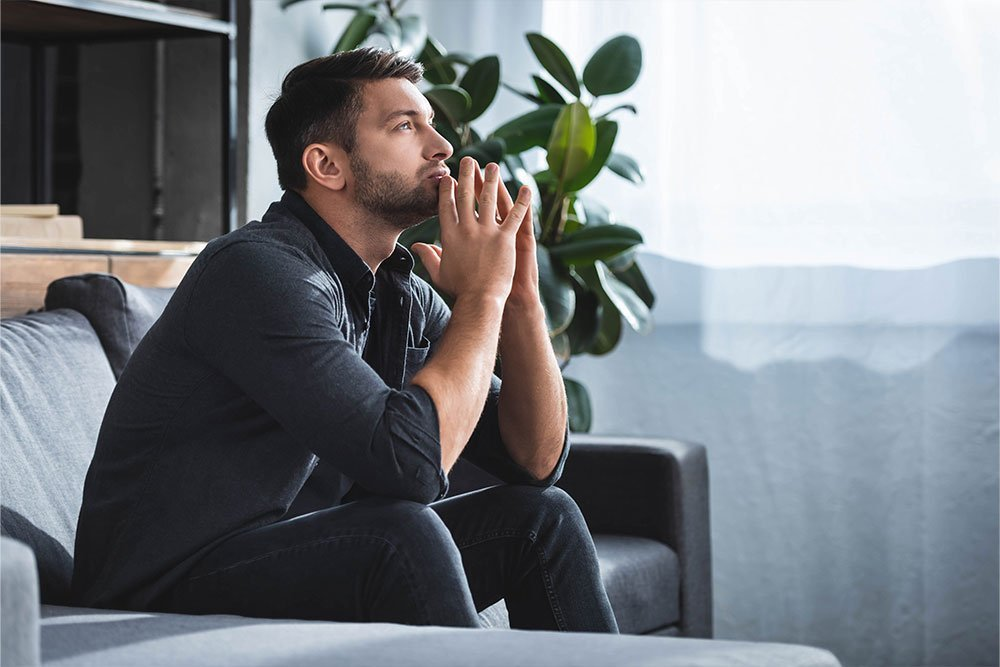 Remote hypnosis for stress and anxiety